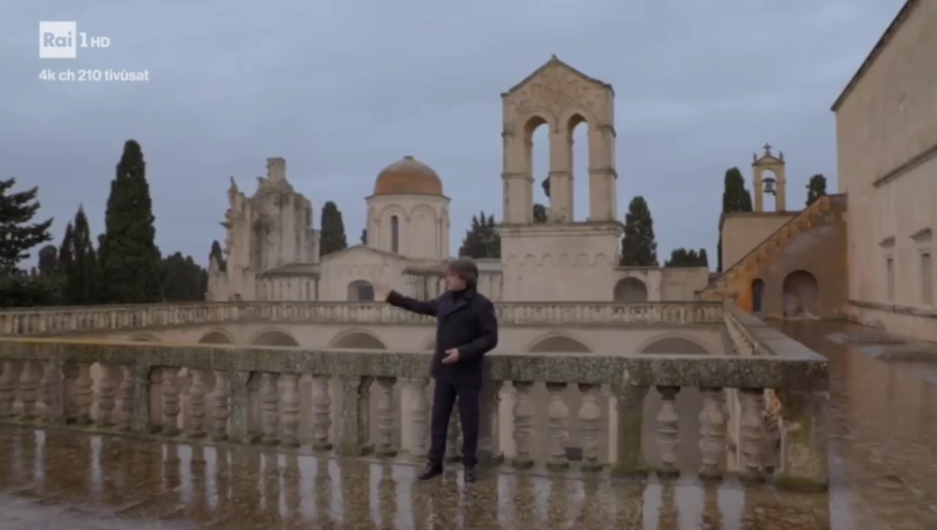 """Il Salento: una delle """"Meraviglie"""" italiane narrate da Alberto Angela"""