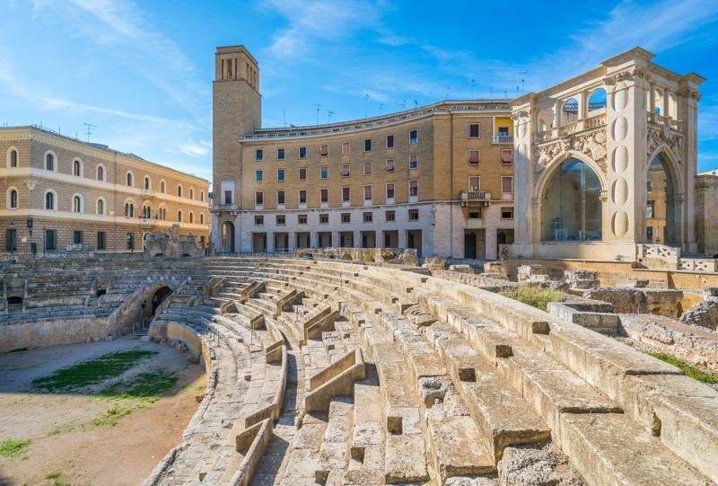 Alberto Angela a Lecce: storia e curiosità sull'Anfiteatro Romano