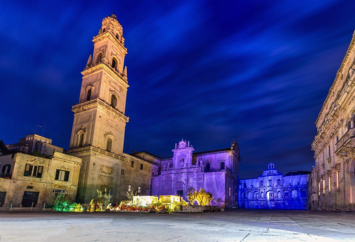 Lecce a dicembre: scopri i mercatini di Natale