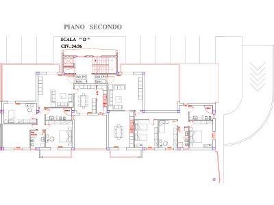 Arca Palace - Appartamenti